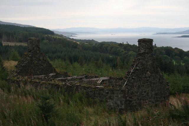 Ruin, Salachan