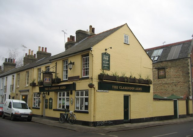 The Clarendon Arms