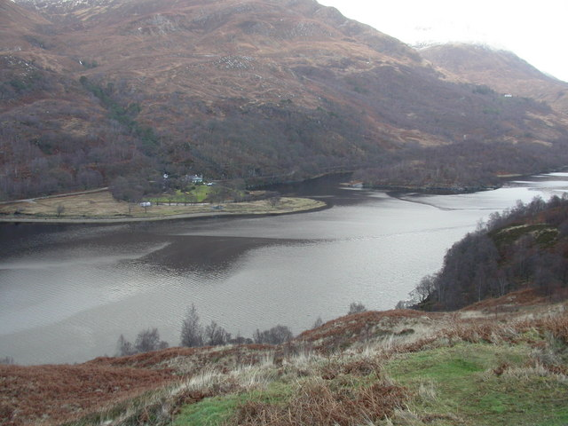 Loch Leven from South side road