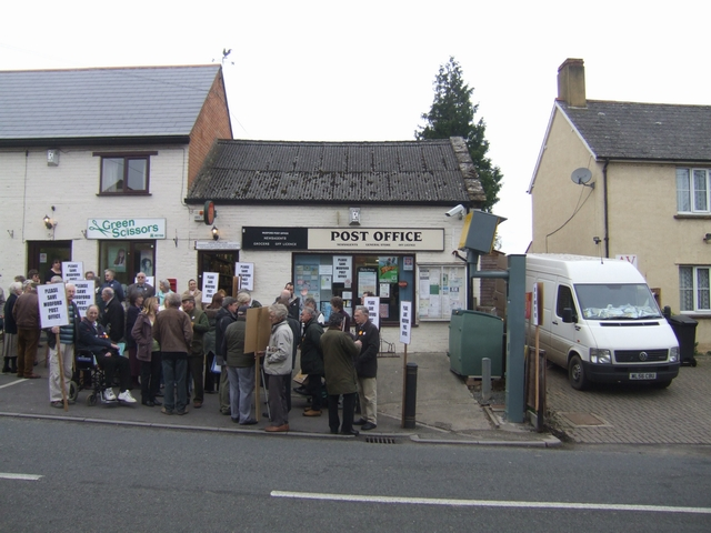 Mudford Post Office