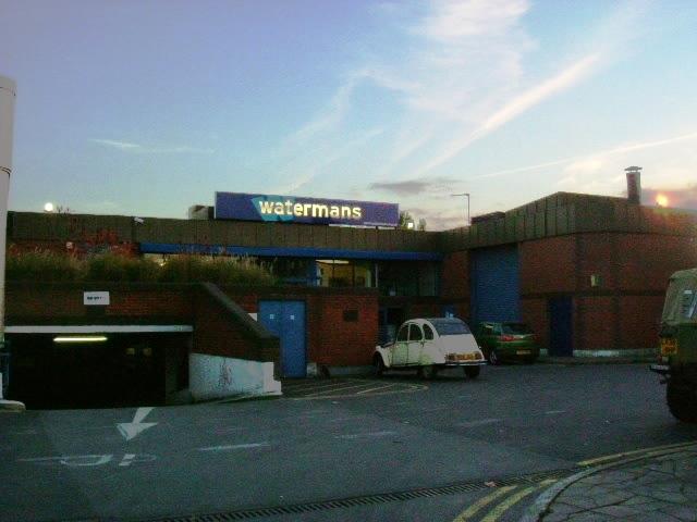 Waterman's Art Centre, Brentford