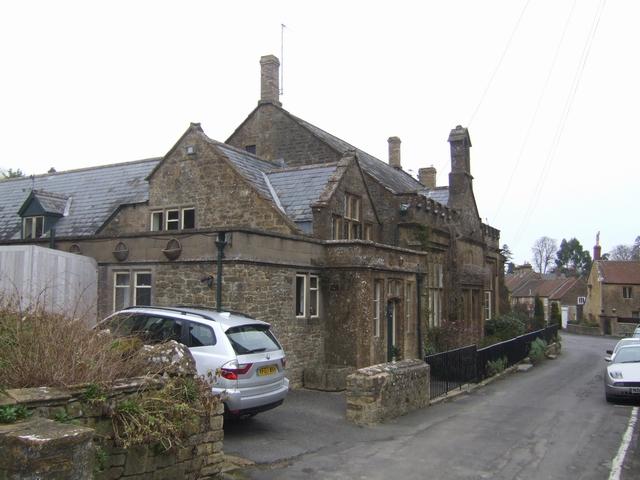 Old School, Montacute