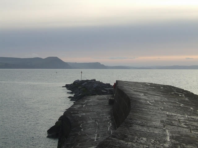 Early morning on the Cobb