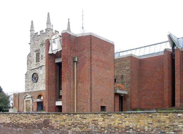 All Saints, Church Street, Isleworth, Mx TW7 6BE