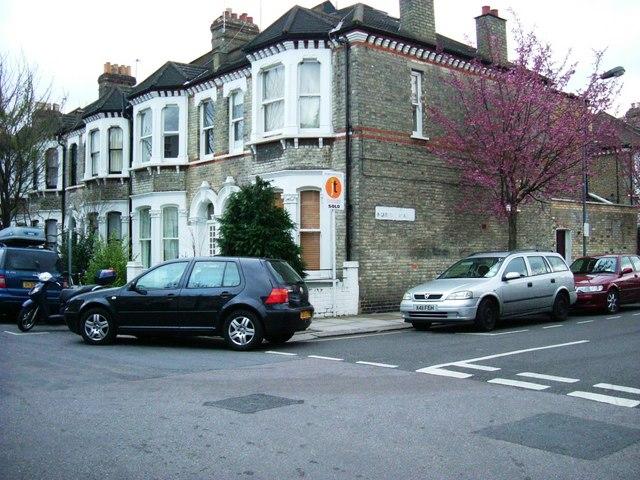 Ethelden Road, W12