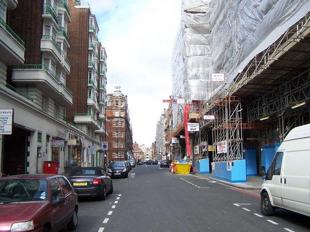 Glentworth Street, Marylebone
