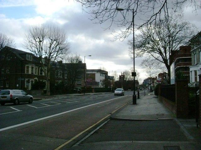 Uxbridge Road (A4020), W12
