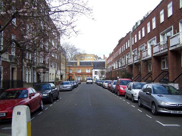 Beaumont Street, Marylebone