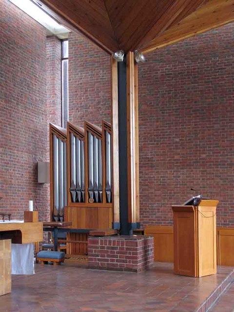 All Saints, Church Street, Isleworth, Mx TW7 6BE- Interior