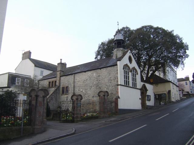 Entrance to Langmoor Gardens