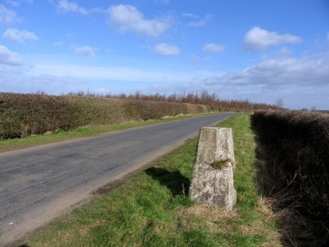 Wymondham to Coston Road