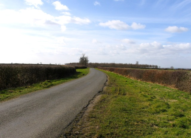 Towards Wymondham