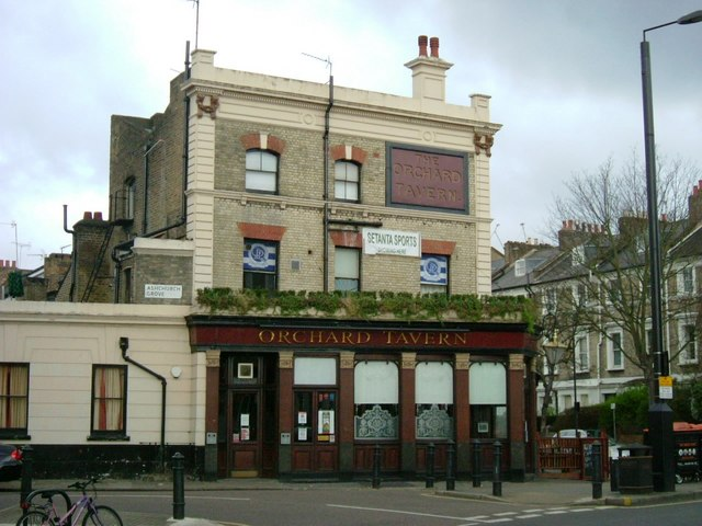 The Orchard Tavern, Askew Road