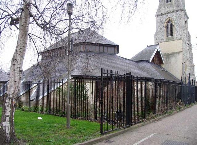 St Paul, St Paul's Road, Brentford, Mx TW8