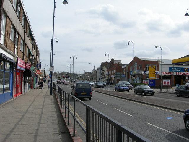 High Street, Strood (1)