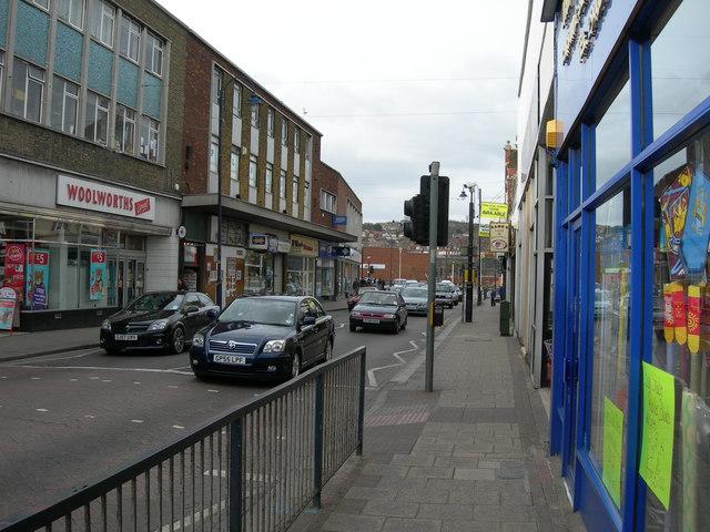 High Street, Strood (2)