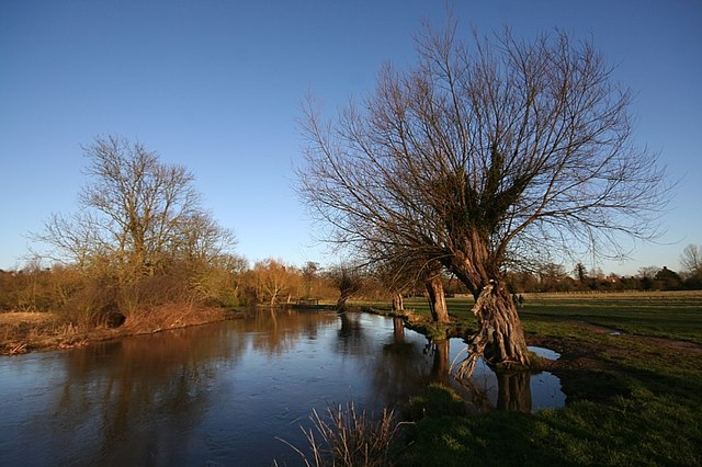 Winter Light on the Stour