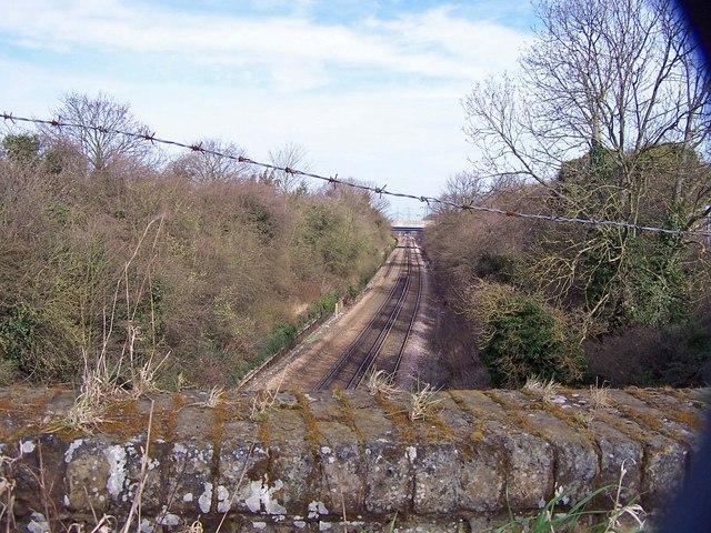 Sittingbourne to Sheerness branch line