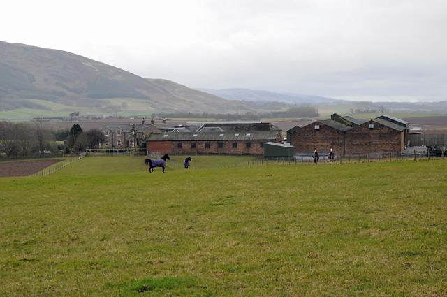 Mains of Duncrub Farm