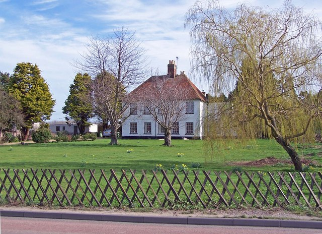 Great Grovehurst Farmhouse