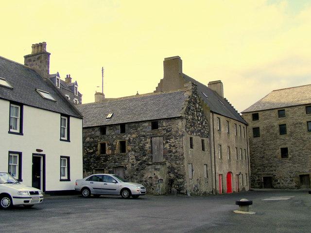 Portsoy Quay
