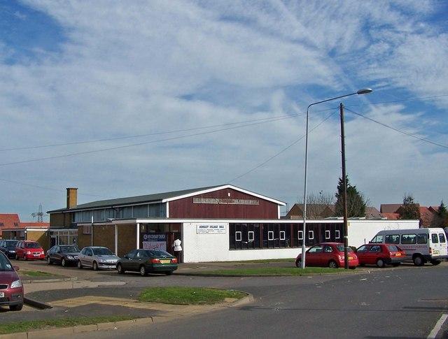 Kemsley Village Hall