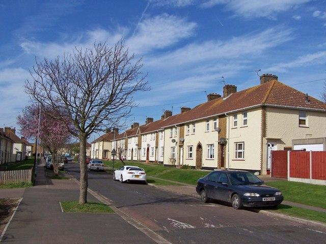 Coldharbour Lane, Kemsley