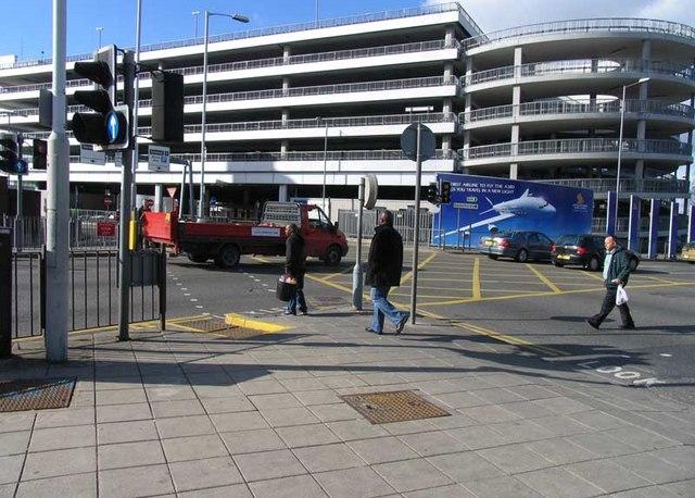 Terminal 3 Car Park