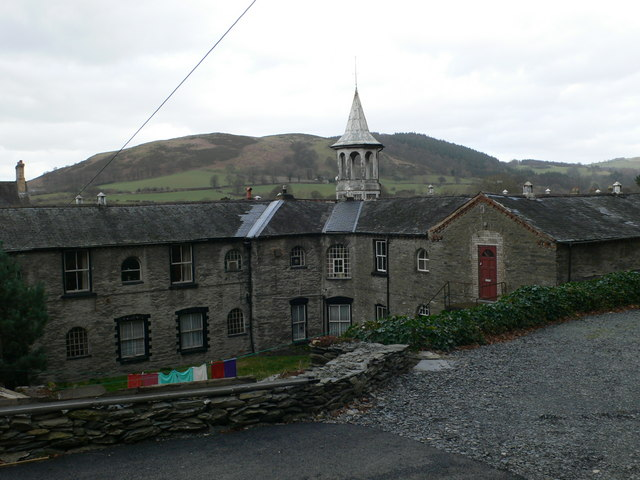 Corwen Manor