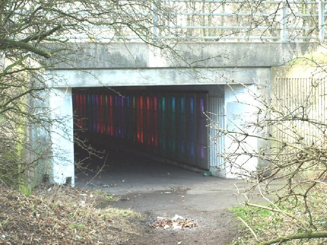 The Elley Dee Underpass