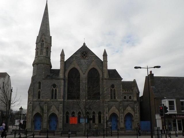 Poole: Methodist Church