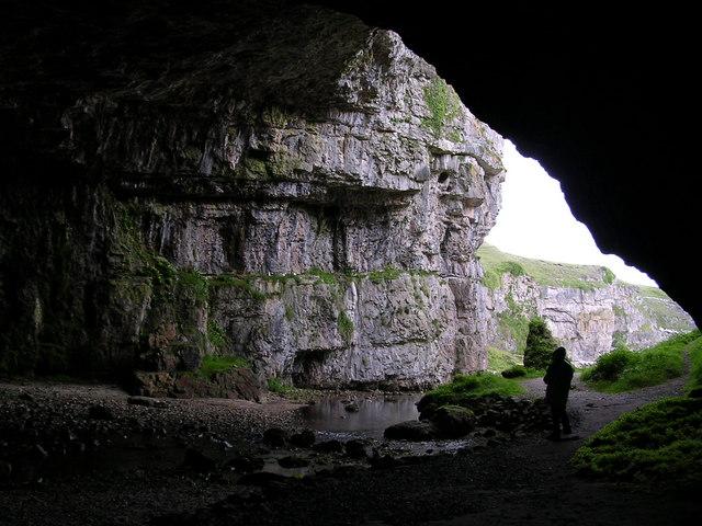 Smoo cave Durness