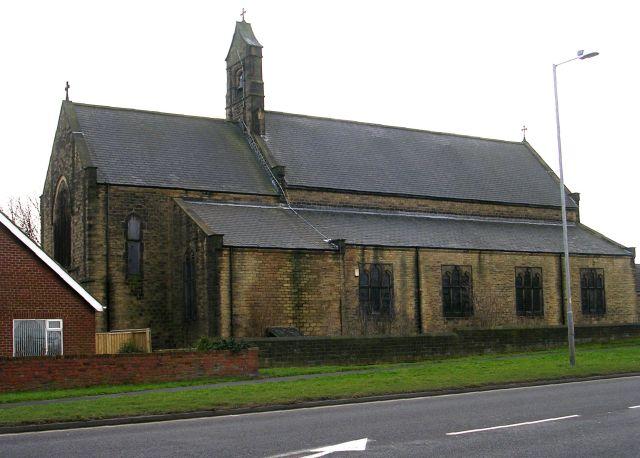 St Mary's Church - Wakefield Road