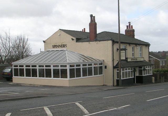 Spinners - Chancery Road