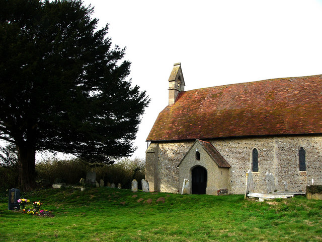 St Giles Church, Merston