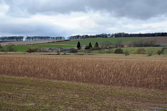 Farmland and Mill of Gask