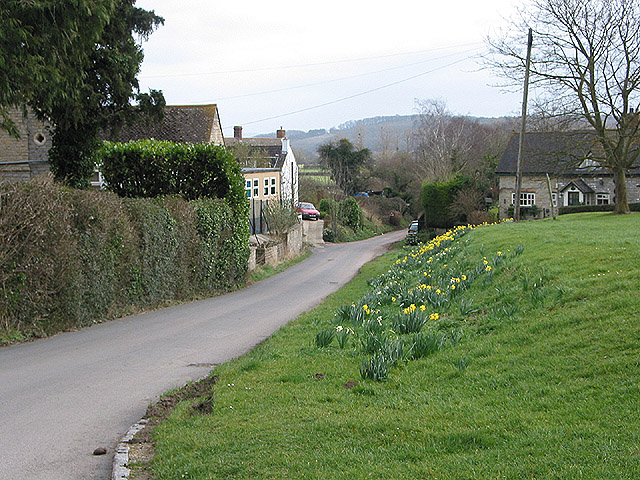 Road to Ashleworth Quay