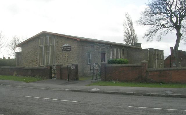 St Thomas More Catholic Church - Maple Road, Chickenley