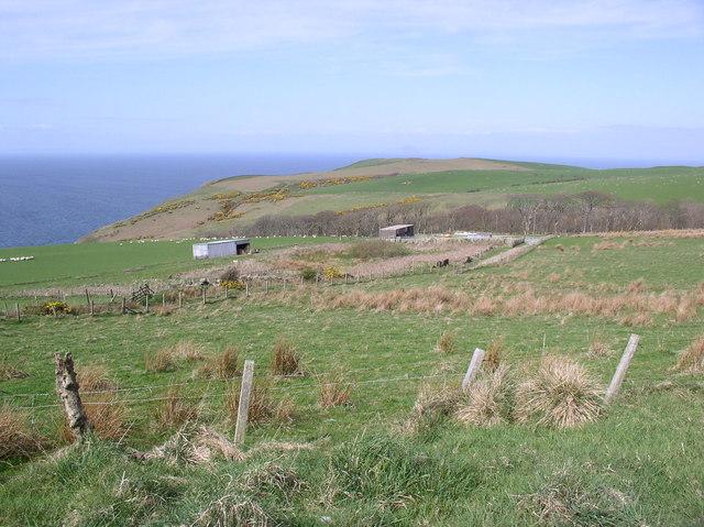 Glendrisaig Farm Land