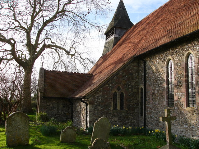St Mary the Virgin church, Apuldram