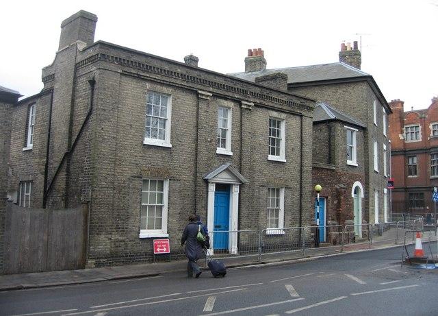 Emmanuel Road housing
