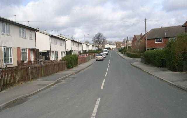 Cedar Road - Chickenley