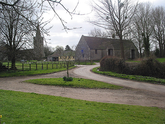 Tithe Barn at Ashleworth
