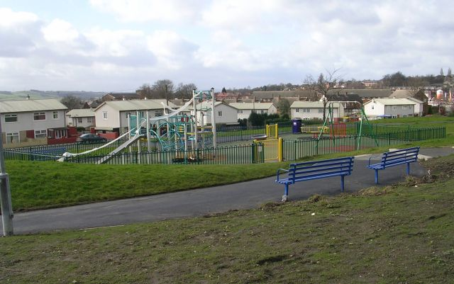 Playground - Walnut Road, Chickenley