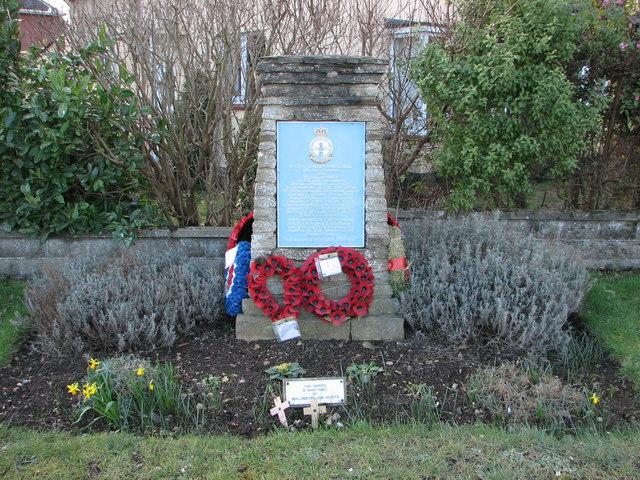 Memorial to Heroes