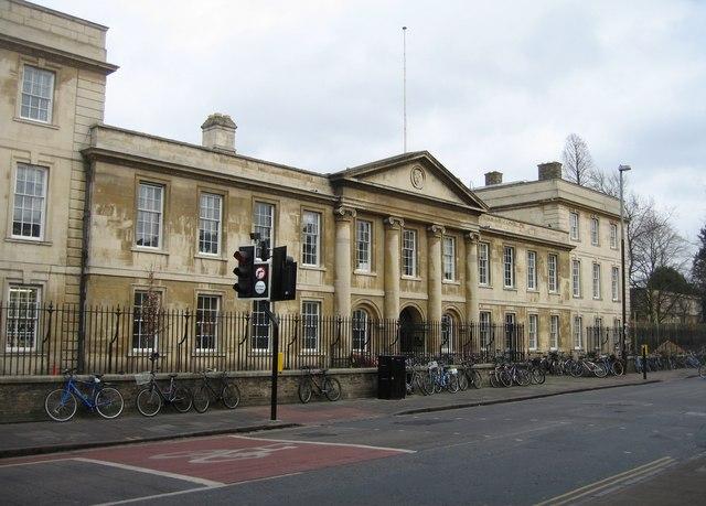 West Front - Emmanuel College