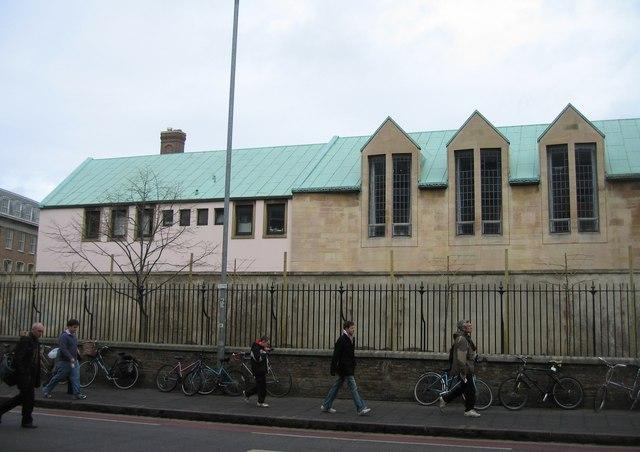 West Front buildings