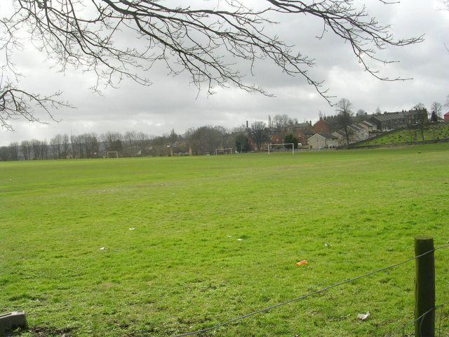 Recreation Ground - Wakefield Road, Earlsheaton