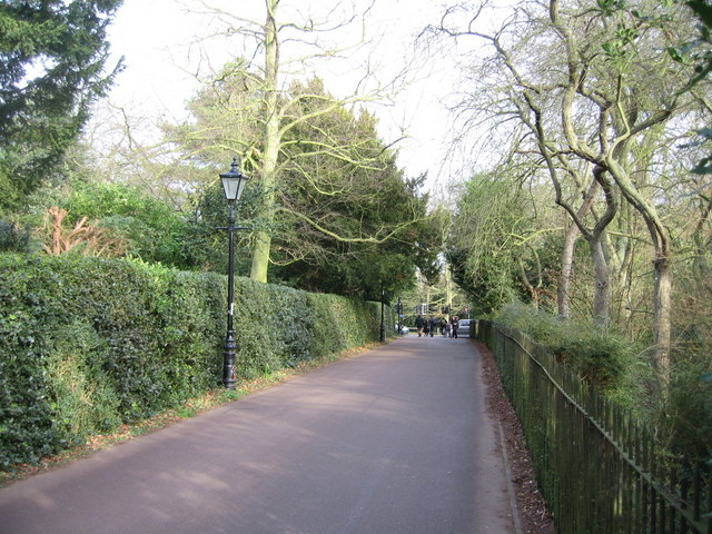 Burrell's Walk