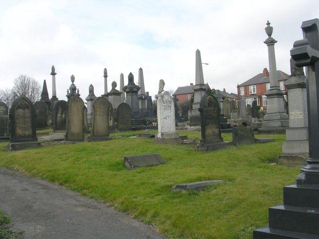 Earlsheaton Cemetery - Wakefield Road